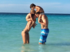 Gisele Bündchen, Tom Brady and children