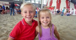 Centre:mk Summer Beach - 16th August 2015