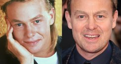 Jason Donovan now and then