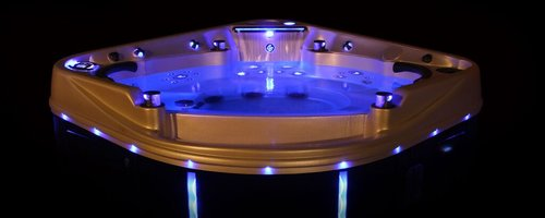 Lakeside Spas Hot Tub