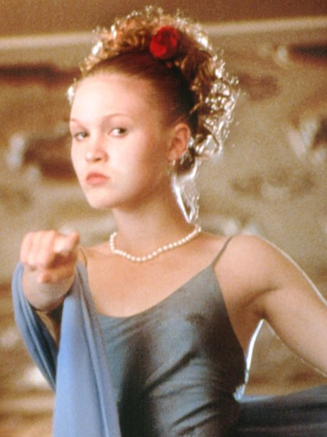 Julia Stiles '10 Things I Hate About You'