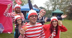 Heart Angels: Powderham Food Fest Sunday