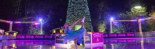 york designer outlet winter wonderland article