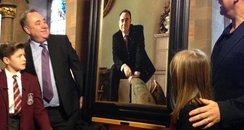 Salmond's portrait