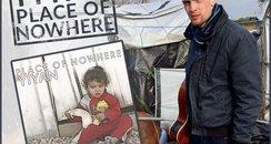 Yiyan Calais Birmingham band refugee