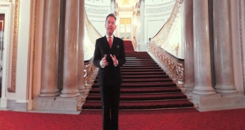 youtube gov buckingham palace virtual tour
