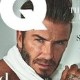 Beckham canvas GQ