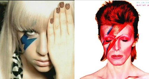 David Bowie Tribute Canvas