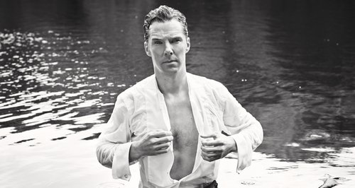 Benedict Cumberbatch TK Maxx Give up your Clothes