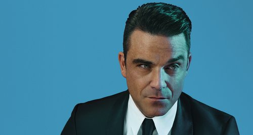 Robbie WIlliams Promo shot sexiest