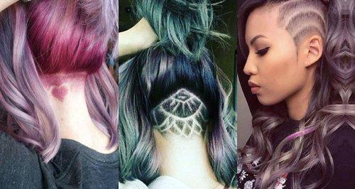 Hair Tattoos Canvas