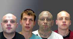Men Jailed Over False Imprisonment