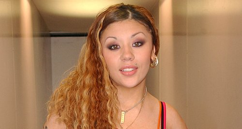 mutya buena from the sugababes has a bold new look   heart