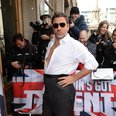 David Walliams dress as Simon Cowell for BGT