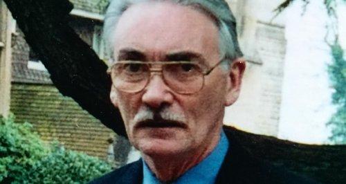 Missing Thomas Barrett