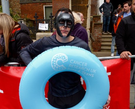 Cancer Research SlideRider - Colchester