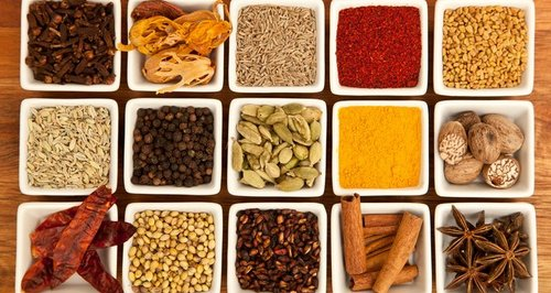 Flavours and spices