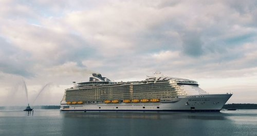 Harmony of the Seas Southampton