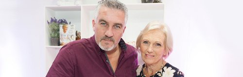 Paul Hollywood and Mary Berry Good Food Show
