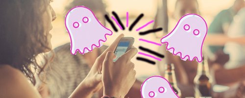 Ghostbot app dating on mobile phone