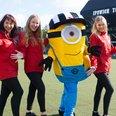Minions Movie at Ipswich Town FC