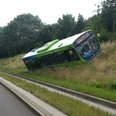 Cambridge Busway Crash July 2016