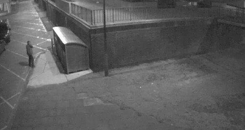 Southend shooting CCTV