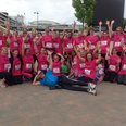 Heart Angels: Cheltenham Race for Life (10.07.16)