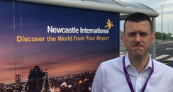 Graeme Mason - Newcastle Airport