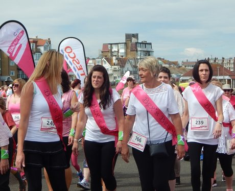 Race for Life Margate 2016 Pt1.