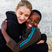 20. Rosie Huntington Whiteley teams up with Unicef in Lesotho, Africa