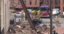 Partick Wall Collapse