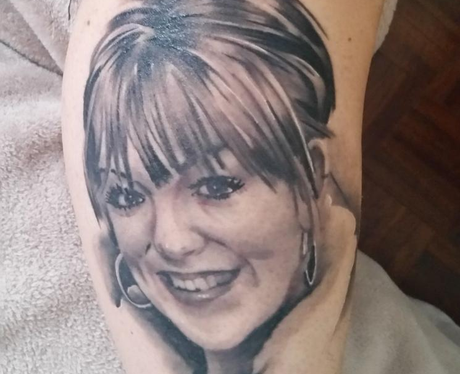 Craziest Fan Tattoos Of All Time! - Heart Justin Timberlake Instagram