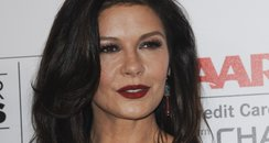 Catherine Zeta-Jones at the Movies For Grownups Aw