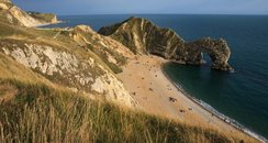 cliffs durdle door