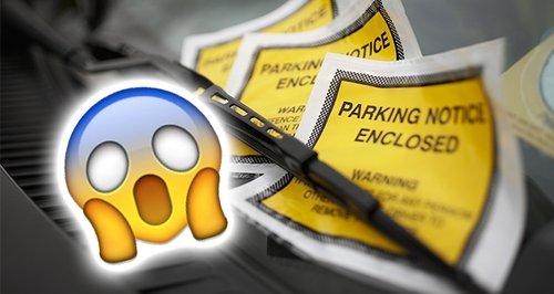 Parking fines canvas