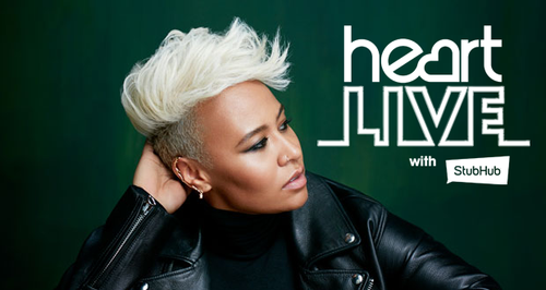DO NOT Use - Emeli Sande Heart Live