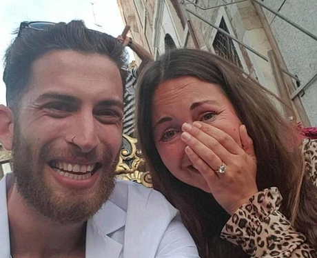 Lacey Turner announces engagement