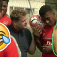 James Corden Arsenal football club The Late Late S