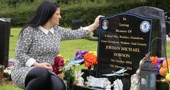 Jordan Dowson's mum