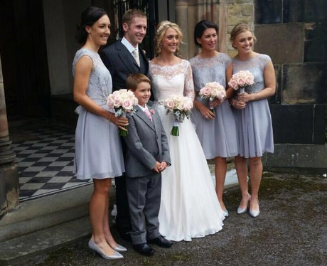 laura Trott and jason kenny get married