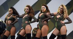 Little Mix V Festival
