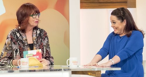 Loose Women Lisa Riley