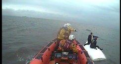 RNLI Portobello rescue