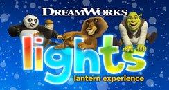 Dreamworks Lights Lantern Experience