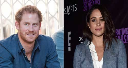 Prince Harry and Megan Markle megapode canvas