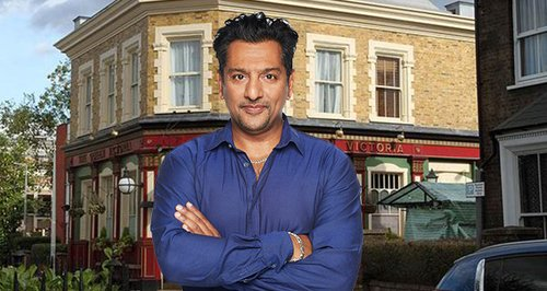 Eastenders' Masood Tried To Quit The Show NINE Tim