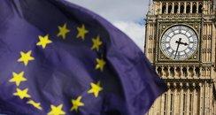 Brexit EU Flag Big Ben