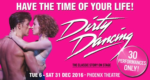 Dirty Dancing on the West End