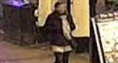 Boscombe robbery man unconscious CCTV